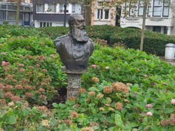Borstbeeld Leopold II
